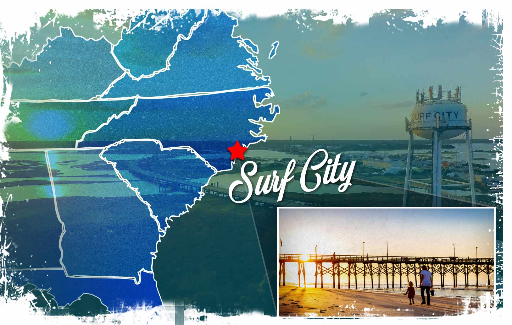Surf City Beach Rental